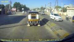 Dashboard camera Bikaner, India deel 2